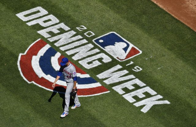 MLB Opening Series – Big Weekend for Many
