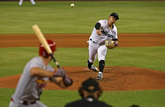 Miami's Yamamoto Shines in MLB Debut