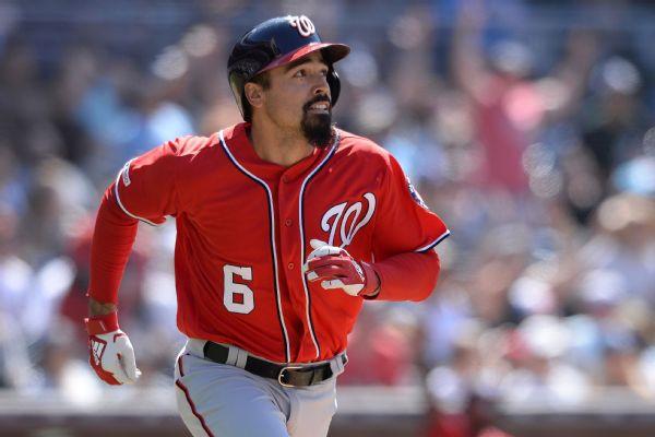 Nationals Hit 4 Consecutive Home Runs
