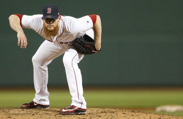Closer Kimbrel Agrees to Deal With Cubs