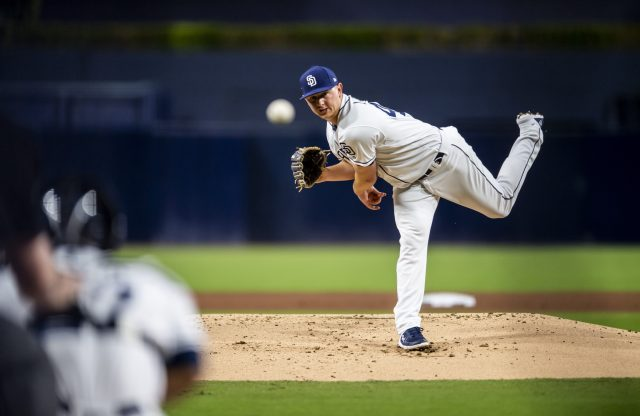 Lauer Continues to Puzzle Dodgers
