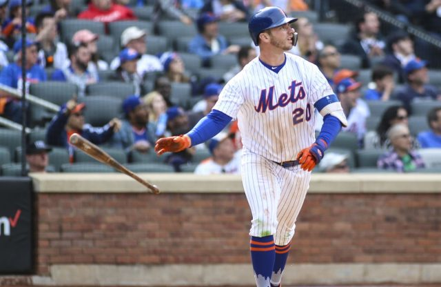 Pete Alonso Continues To Provide Power