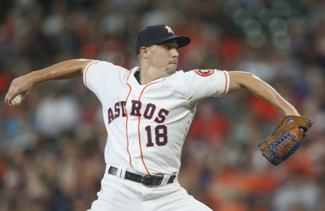Astros' Sanchez Pitch Usage Leading to Success