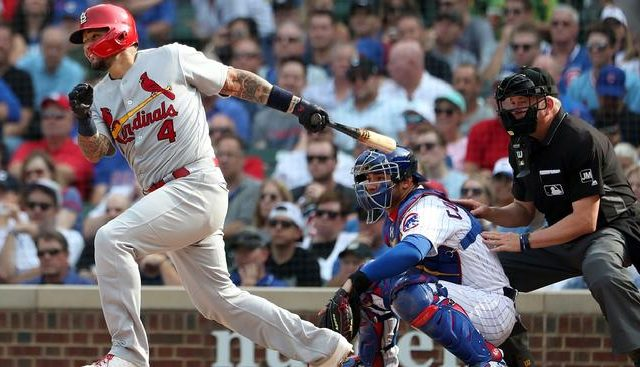 Cardinals and Cubs Fighting For Playoff Spot