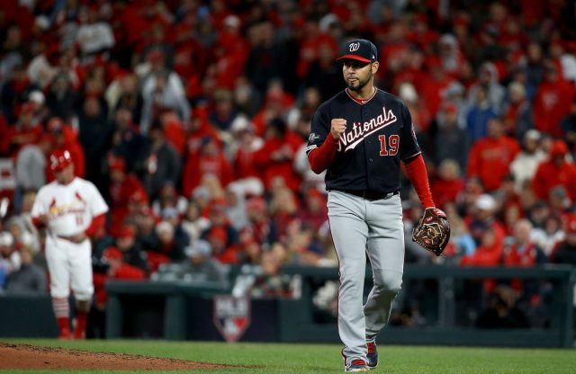 Pitching Dominates First Games of NLCS
