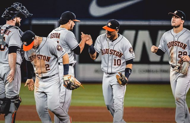 MLB Concludes Astros Sign Stealing Investigation