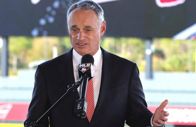 Manfred and Astros Under Fire
